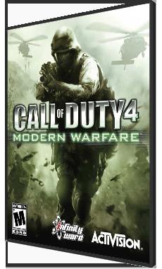 Скачать NoDVD, crack, кряк для Call of Duty 4 бесплатно. 03.01.2011. Просм