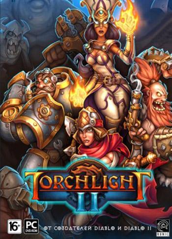 Скачать Torchlight 2 / RePack by VivaCaesar 2012, 3D RPG - Torchlight 2 ReP
